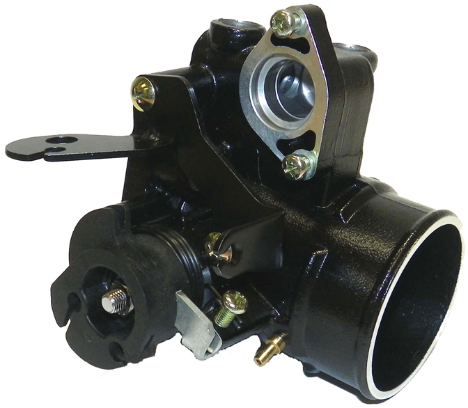 WSM Sea Doo Replacement Throttle Body 006-100