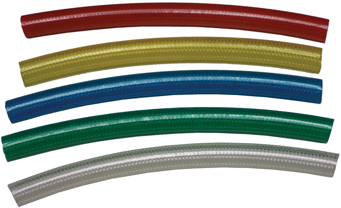 "3/8"" Hi Pressure Water Line 25&#39 Red  380-9175"