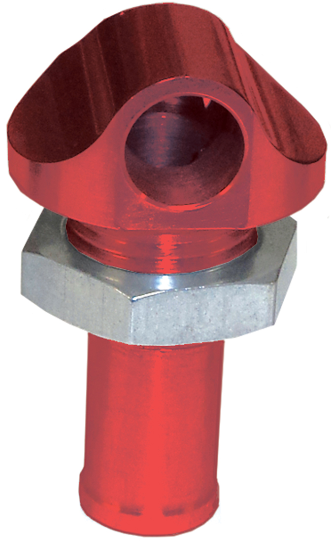 "1/2"" 90 Degree Water Bypass Fitting Red  56-3016"