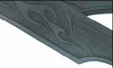 Jet Trim Splash Guard Large Flame