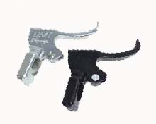 UMI Billet Trigger Throttle Lever Straight Black