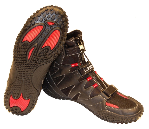 Jettribe RS-15 Gecko Grip Race Boot Size 11