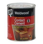 Weldwood Contact Mat Cement (16oz) CC20
