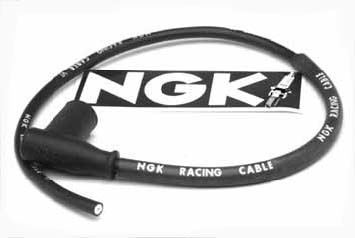 NGK Racing Cable with Boot