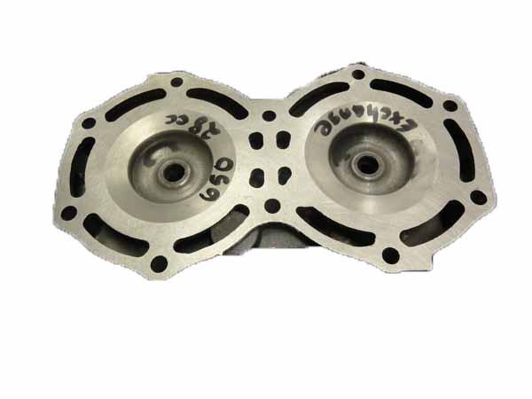 Yamaha 650 Milled & Rechambered Head 6R7-11111-00-94
