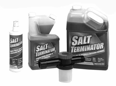 Salt Terminator - Mixer Only SX-M