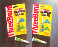 ThreeBond Super Glue Gel 2gm 1742BT020