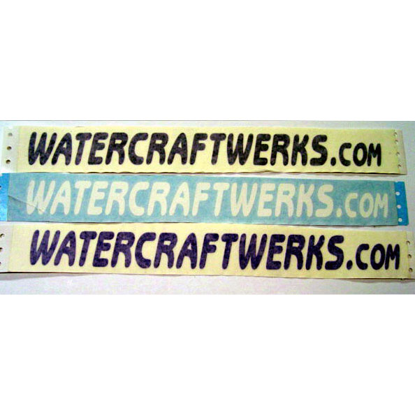 Free WatercraftWerks Decal
