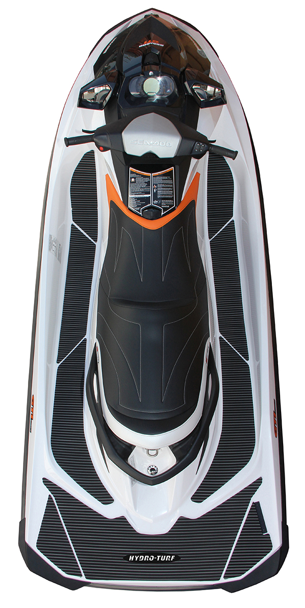 Hydro-Turf Sea Doo GTI GTS 130, Wake, GTR 215 Mat Set