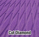 Hydro-Turf Sheet Material Cut Diamond 40 x 62