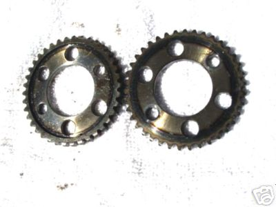Yamaha 2005 VX110 Cam Chain and Cam Chain Sprockets