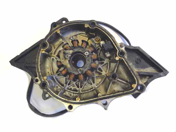 Yamaha 1200 R Stator and Cover 66V-85510-00-00