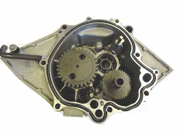 Yamaha VX Oil Pump, Gears and Cover